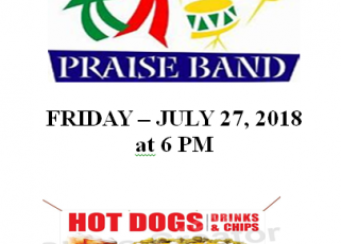 Sing Along with the Praise Band