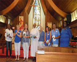 Daughters of the King @ St. John's   Clearwater   Florida   United States