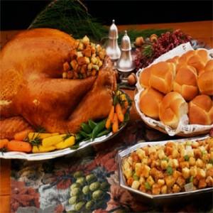 Thanksgiving Dinner @ St. John's Parish Hall   Clearwater   Florida   United States