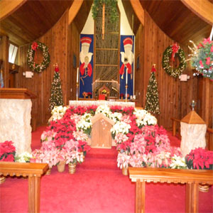 Christmas Day Holy Eucharist @ St. John's | Clearwater | Florida | United States