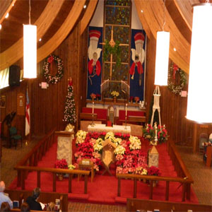 Christmas Eve Family & Candlelight Eucharist Services @ St. John's | Clearwater | Florida | United States