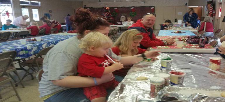 St. John's Christmas store for children