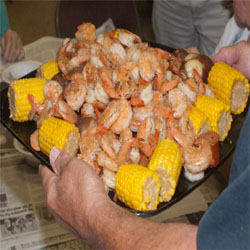 Shrimp Boil @ St. John's Parish Hall | Clearwater | Florida | United States