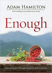 ENOUGH-Discovering Joy Through Simplicity and Generosity