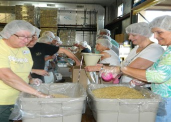 Meals of Hope Annual Food Pack