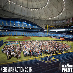 Nehemiah Action at Tropicana Field @ Tropicana Field | Saint Petersburg | Florida | United States