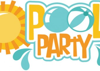 Christian Education Pool Party