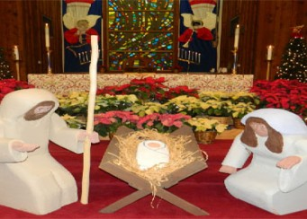 Christmas Day Holy Eucharist Service